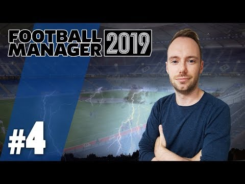 Let's Play Football Manager 2019   Karriere 1 - #4 - Test gegen den FC Bayern München