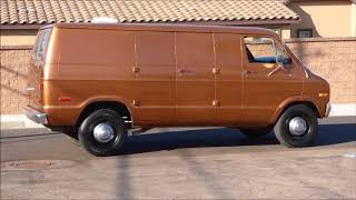 1976 DODGE B300 TRADESMAN FOR SALE ON EBAY