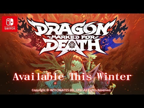 Dragon Marked For Death - Official Trailer thumbnail
