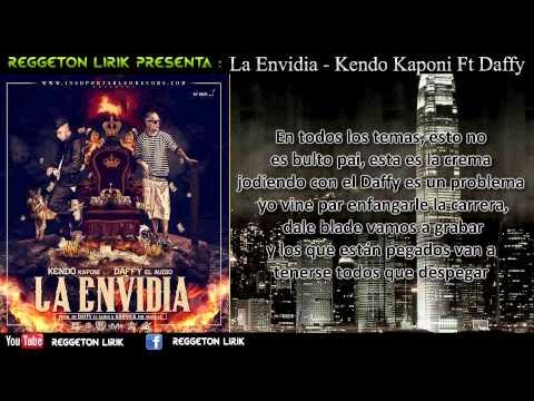 La Invidia - Kendo Kaponi Ft Daffy