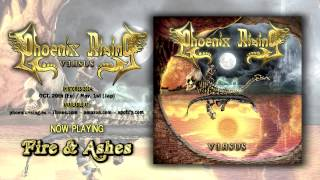 PHOENIX RISING - Fire & Ashes [2014]