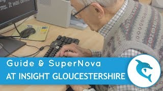 Meet Insight Gloucestershire - Using Guide and SuperNova
