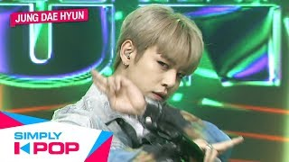 [Simply K-Pop] JUNG DAE HYUN(정대현) _ Aight(아잇) _ Ep.385 _ 102519