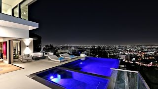 Stunning Luxury Residence on Hollywood Hills - Los Angeles, CA, USA