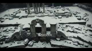 Video : China : An aerial view of YuanMingYuan 圆明园, BeiJing