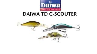 Td crank scouter f daiwa japan