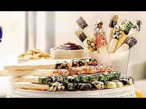 Video resep kue kering lebaran kreasi unik edisi terbaru 2015