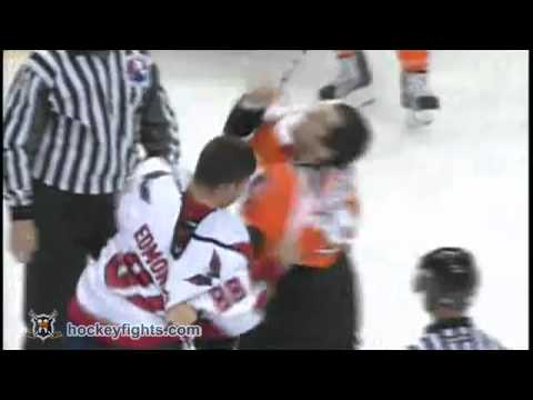 Derek Mathers vs. Reid Edmondson