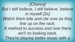 7 Seconds - Still Believe Lyrics