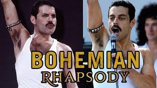 BOHEMIAN RHAPSODY (film 2018) - realita vs. fikce