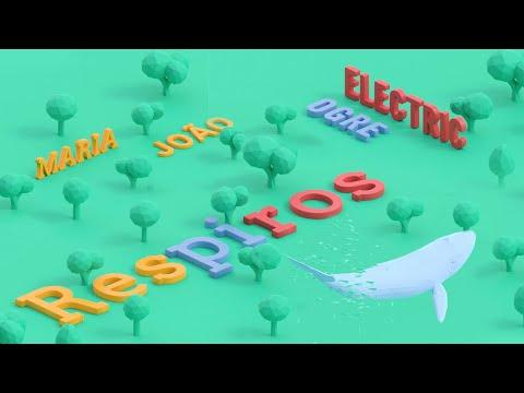 Maria João | OGRE electric - Respiros (lyrics video)