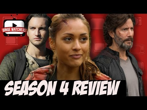THE 100 Season 4 Review & Discussion