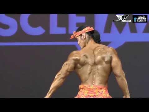 Le séchage des muscles et les résultats