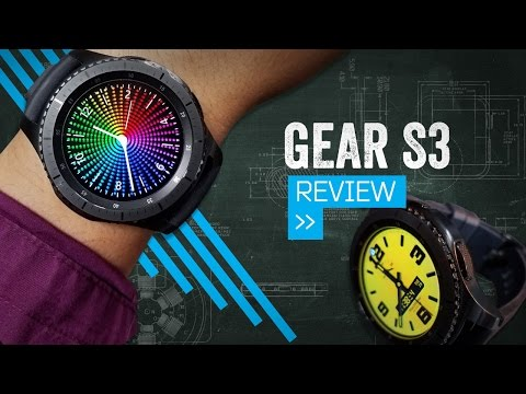 Samsung Gear S3 Review: The Watch That Does Everything