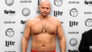 Bellator 172 Main Card Official Weigh Ins - Fedor vs Mitrione