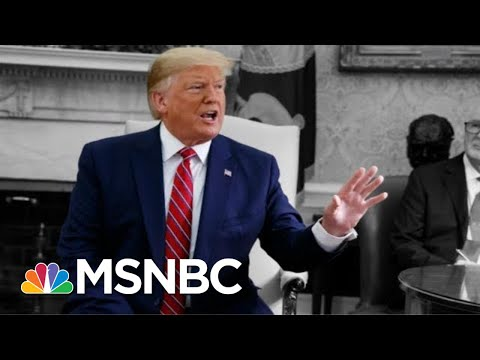 The Trump Administration Announces Rules Weakening Endangered Species Act | The 11th Hour | MSNBC
