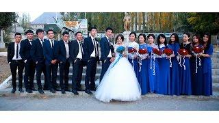 Ибрагим & Перизат (Свадьба в Кыргызстане)