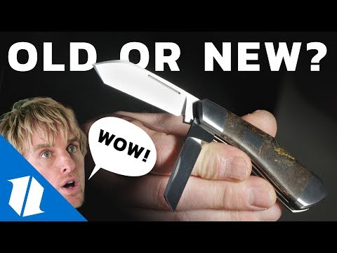 NEW Old Pocket Knives – Modern Traditionals | Knife Banter Ep. 78