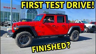 This is it! We finally got this thing to OEM spec after being in a crazy accident. This jeep has come a long way and were happy to share the process with you guys. It doesn't stop here, we have some crazy things planned for it coming soon! Be sure to stay tuned and see what happens next!!! Thanks For Watching!!!  -GOONZQUAD NEW LIMITED T-Shirt!!!:  https://goonzquad.com  -Instagram: https://www.instagram.com/goonzquad/  -Email: goonzquadteam@gmail.com  -P.O. Box 37   Rossville,GA 30741  Music Credits: Song: MusicbyAden - Your Story Music provided by Vlog No Copyright Music. Creative Commons - Attribution-ShareAlike - CC BY-SA Video Link: https://youtu.be/D6dqqPy_gwQ  Song: Erik Lund - Summertime (Vlog No Copyright Music) Music promoted by Vlog No Copyright Music. Video Link: https://youtu.be/E338aF6QHu8  Song: MusicbyAden - Dusk (Vlog No Copyright Music) Music provided by Vlog No Copyright Music. Video Link: https://youtu.be/je6iwUdvQD4  Song: Markvard - Obsessed (Vlog No Copyright Music) Music provided by Vlog No Copyright Music. Video Link: https://youtu.be/4qkJ_nAG_w0  A Magical Journey Through Space by Leonell Cassio  https://soundcloud.com/leonellcassio Creative Commons — Attribution-ShareAlike 3.0 Unported — CC BY-SA 3.0 Free Download / Stream: https://bit.ly/a-magical-journey-thro... Music promoted by Audio Library https://youtu.be/DRwYhxVNwzU  Song: Daloka - My Holidays (Vlog No Copyright Music) Music promoted by Vlog No Copyright Music. Video Link: https://youtu.be/ZLiVZZzbZoQ  Blue by Roa Music https://soundcloud.com/roa_music1031 Creative Commons — Attribution 3.0 Unported  — CC BY 3.0  Free Download / Stream: https://bit.ly/blue-roa-music  Music promoted by Audio Library https://youtu.be/QaDf_k7rdKQ   Song: Thomas Gresen - Let Me Fall Music provided by Vlog No Copyright Music. Creative Commons — Attribution 3.0 Unported  — CC BY 3.0  Video Link: https://youtu.be/FZytqehKXZg  Song: Thomas Gresen - Pretty Lies (Vlog No Copyright Music) Music provided by Vl