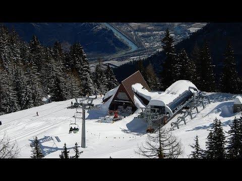 Les Marécottes, Valais, Švýcarsko