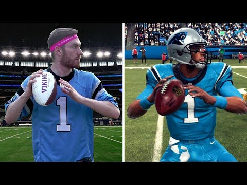 Madden 19 In Real Life