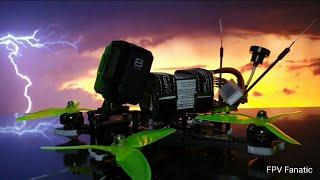 FPV freestyle RC Drone 6s custom
