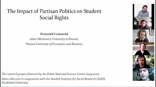 Discussion on: The Impact of Partisan Politics on Student Social Rights