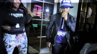 """Silento Peforming """"Watch Me"""" At Ashley's Sweet 16 Party"""