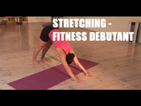 Exercices de stretching, faites vous du bien !