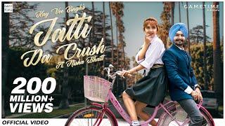 Jatti Da Crush | Kay Vee Singh | Nisha Bhatt | Gametime | Cheetah | Latest new Punjabi songs 2019