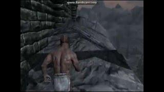 Прыжки со скалы в Skyrim (Выпуск 4)