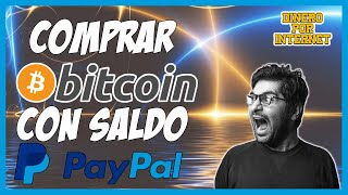 Comprar BTC Con PayPal 2021