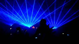 Swedish House Mafia - Brixton 29/05/2010 - Meich Vs Coldplay Clocks Vs How soon is now