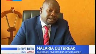 One student dead,five hospitalized as fears of malaria outbreak hits Elgeyo Marakwet