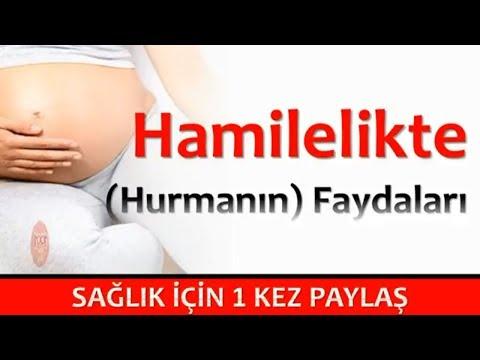 Hamilelikte Hurmanın Faydaları