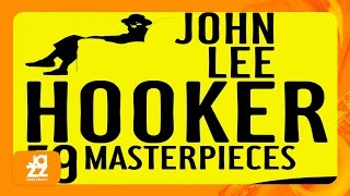 John Lee Hooker - Mad Man Blues