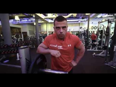 Ćwiczenia wideo mięśni brzucha w domu dla kobiet