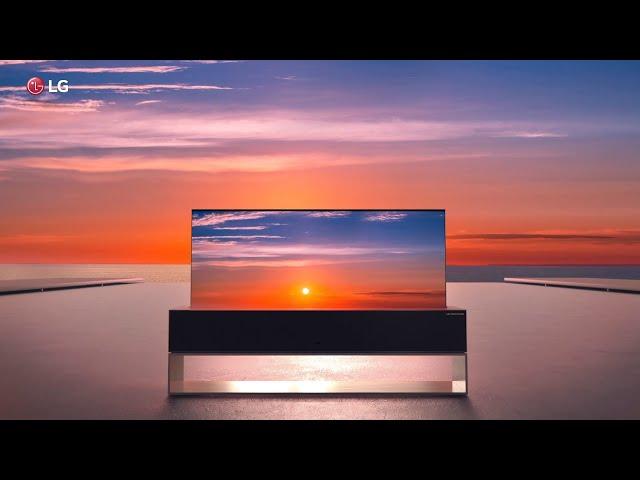 LG OLED – La verdad detrás de las imágenes