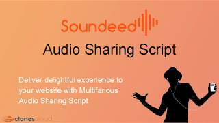 Audio Sharing Script