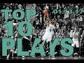 Top 10 NBA Plays of the Night 011317