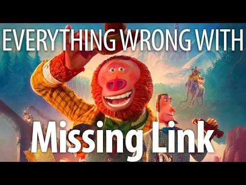 Everything Wrong With Missing Link In 15 Minutes Or Less