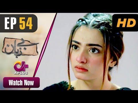Pakistani Drama   Bezuban - Episode 54   Aplus Dramas   Usama Khan, Nawal Saeed, Junaid, Mahlaqa