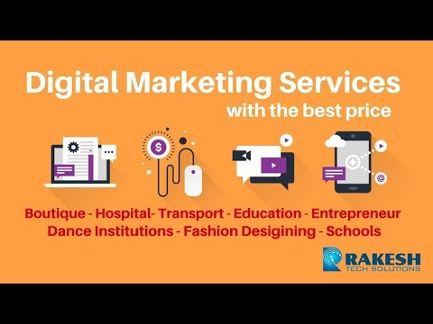 Digital Marketing Services With The Best Price In Madhapur Hyderabad