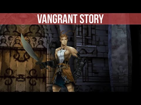 Vagrant Story PS1 Gameplay on ePSXe 2 0 5 Emulator HD720p