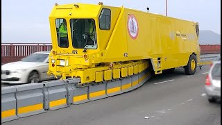 Amazing Road Machines and Technology Like You've Never Seen ▶1