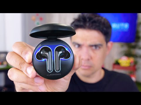 UNOS 'AIRPODS' CON SUPERPODERES!!!!! → LG Tone Free fn6