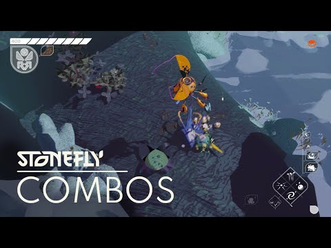 Les combos de Stonefly