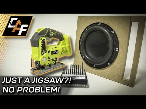 JigSaw for Car Audio? Low Budget Tool Basics!