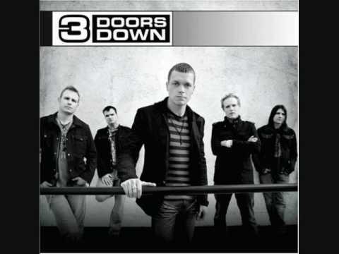 3 Doors Down Landing In London