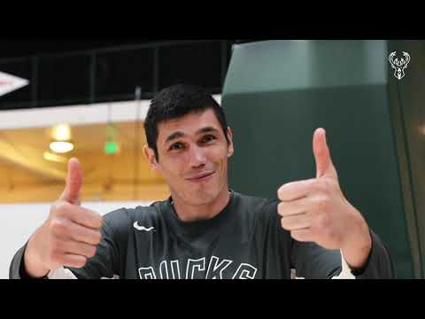 All-Access: Bucks First Scrimmage In The NBA Bubble | Eric Bledsoe Returns